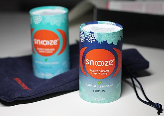 Sn(o)ze - Natural Sleep Drink