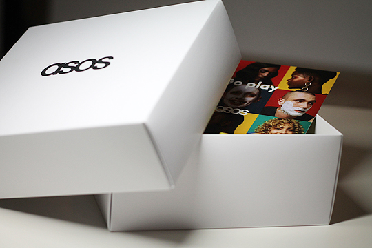 Asos Box März 2019