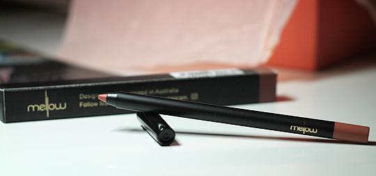 "mellow - Gel Lip Pencil in ""Aria"""
