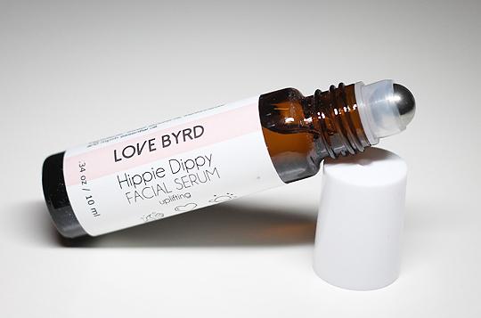 Love Byrd - Hippie Dippy Facial Serum