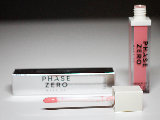 "Phase Zero - Lip Gloss in ""Baby Pink"""