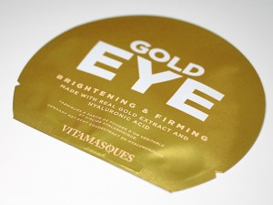 (Vitamasques) Gold Eye Patches