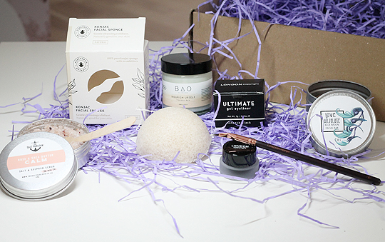 The Cruelty Free Beauty Box August 2019