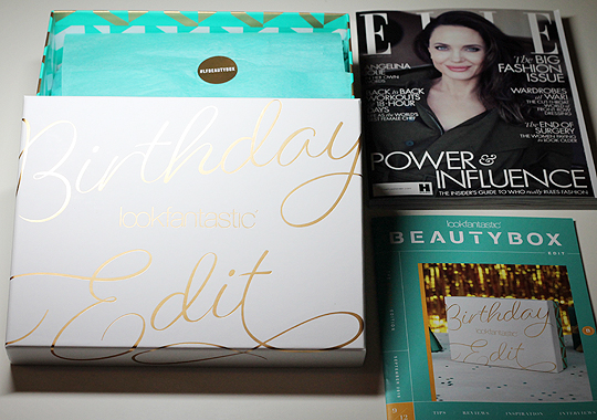 Lookfantastic Box September 2019