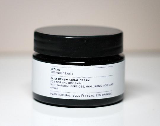 (Evolve Organic Beauty) - Daily Renew Facial Cream