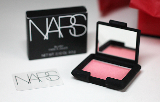 "LF x NARS (NARS) Powder Blush ""Orgasm"""