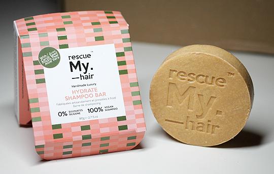 (rescue My.hair) Shampoo Bar