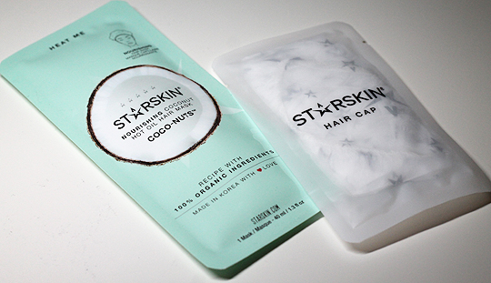 Starskin Coco-Nuts Hot Oil Hair Mask