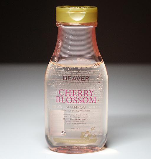 Beaver Cherry Blossom Shampoo
