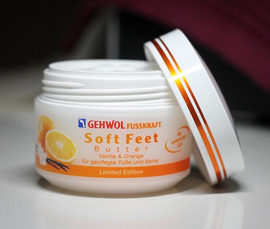 (Gehwol Fußkraft) Soft Feet Butter