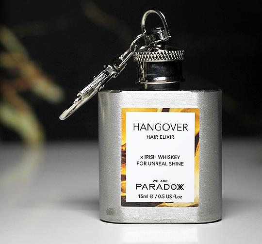 (Paradoxx) Hangover Hair Elixir Irish Whiskey
