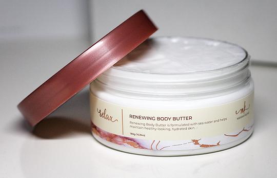 (Manna Kadar) Relax Renewing Body Butter