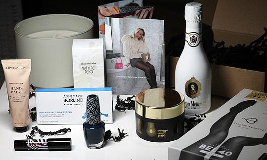 Bloggerboxx Edition Gold Dezember 2019