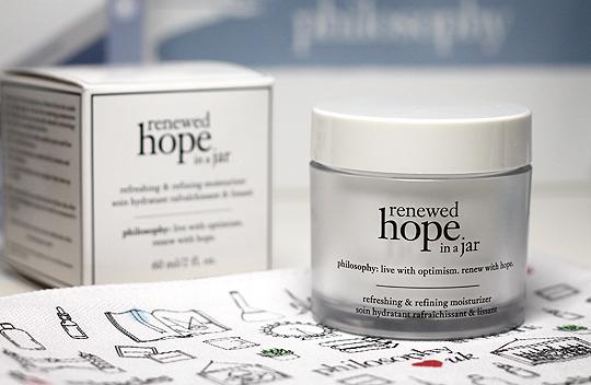 renewed hope in a jar Feuchtigkeitscreme