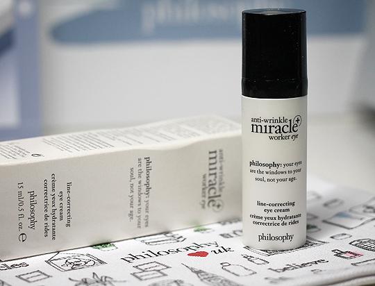 anti-wrinkle miracle worker eye Augencreme