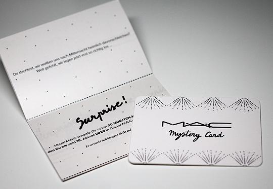(MAC) Mystery Card