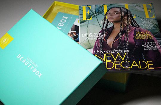 Lookfantastic Box Jänner 2020