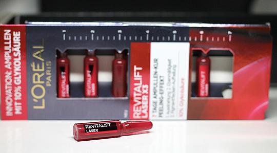 (L'Oreal) Revitalift Laser X3 Ampullen