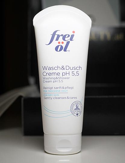 (Frei Öl) Wasch & Dusch Creme pH 5,5