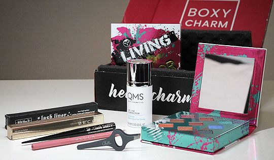 BoxyCharm März 2020 Base Box