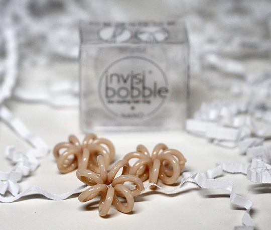 (Invisibobble) Styling Hair Rings Nano