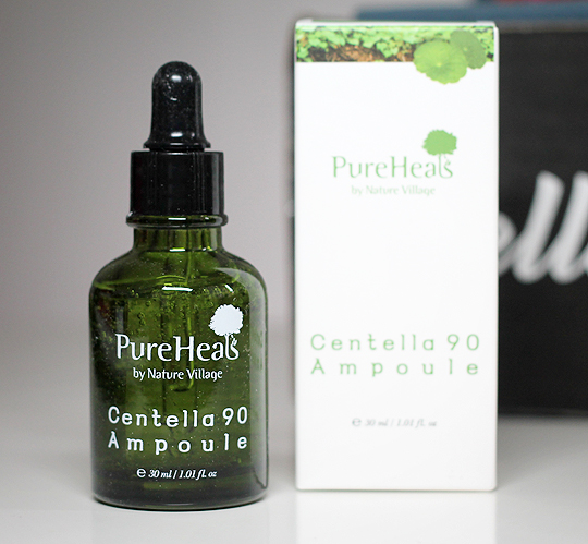 (PureHeals) Centella 90 Ampoule Serum