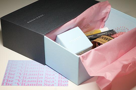 """The """"Vitamin Sea"""" Box"""