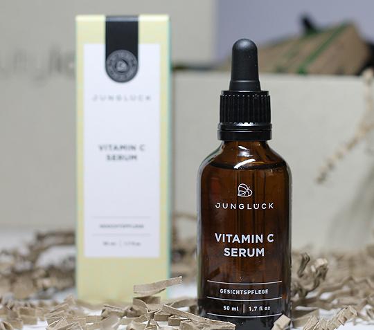 (Junglück) Vitamin C Serum The Natural Box