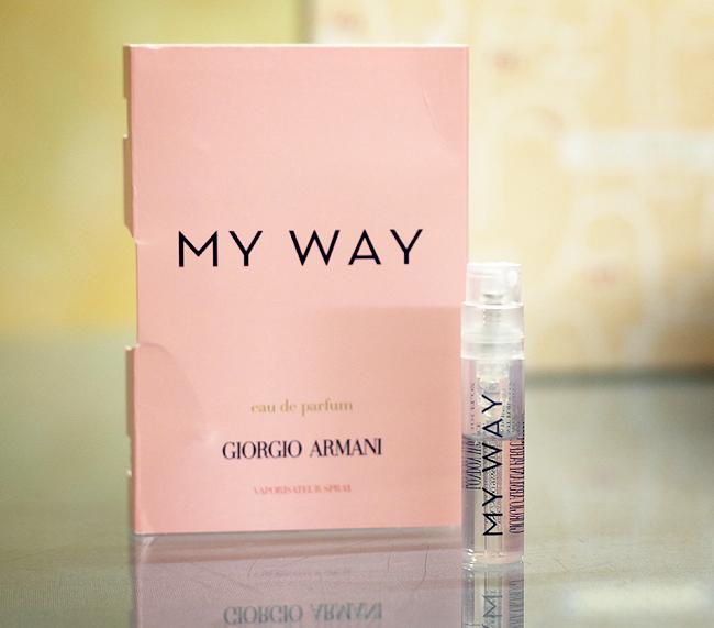 (Giorgio Armani) My Way EdP