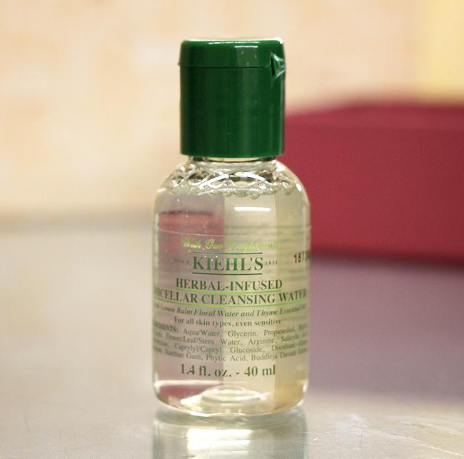 (Kiehl's) Herbal Infused Micellar Cleansing Water