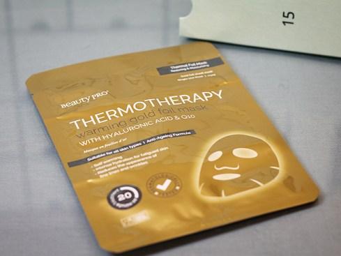 Kästchen 15: Beauty Pro Thermotherapy