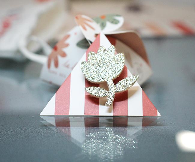 (My Little Box x Des petits hauts) La Broche Ansteck-Blume
