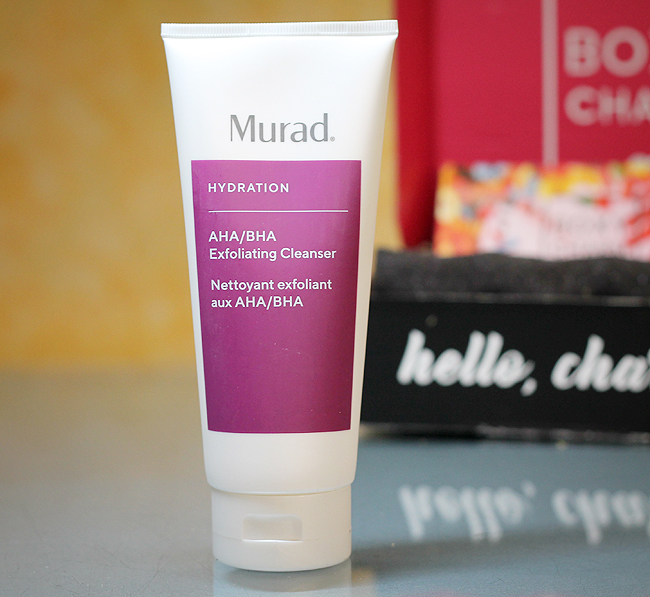 (Murad) Hydration AHA/BHA Exfoliating Cleanser