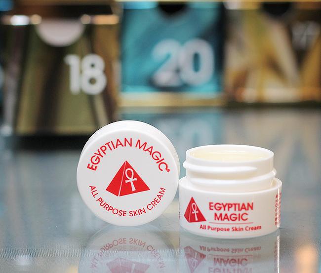 Kästchen Nr. 18: (Egyptian Magic) All Purpose Skin Cream
