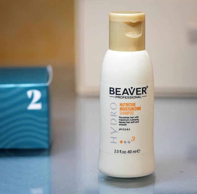 Goodiebox Adventkalender 2020: (Beaver) Hydro Nutritive Moisturizing Shampoo