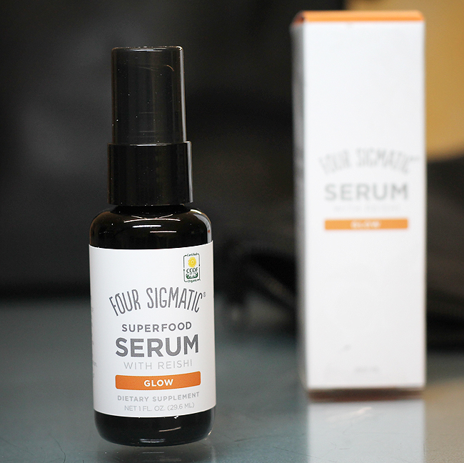 """[Four Sigmatic] Superfood Serum with Reishi """"Glow"""""""