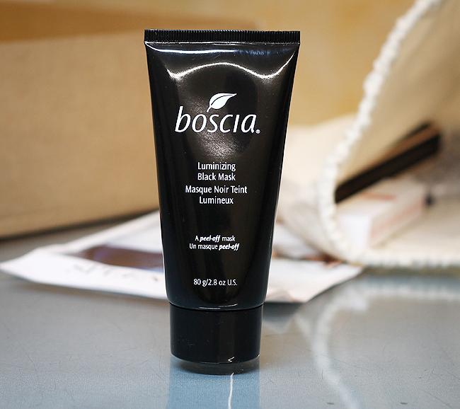 [Boscia] Luminizing Black Mask Splendist Edition Hiver 2020