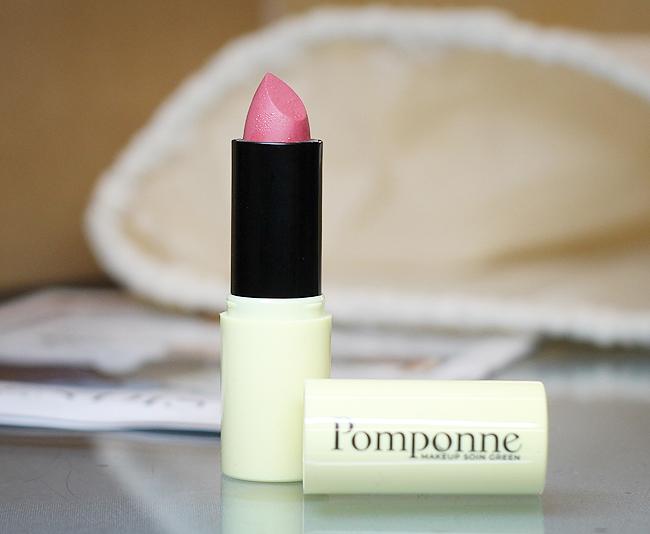"[Pomponne Make-Up] Lipstick Semi-Mat in 05 ""Bois de Rose"" Splendist Edition Hiver 2020"