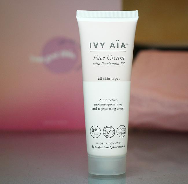 [IVY AÏA] Face Cream with Provitamin B5