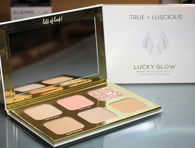 [True + Luscious] Lucky Glow Face Palette