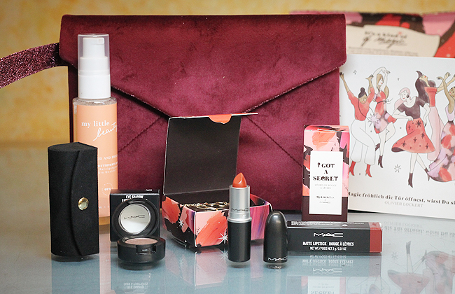 My Little Box Dezember 2020 MLB x MAC