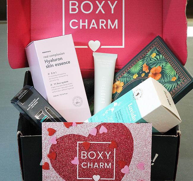 BoxyCharm Base Februar 2021