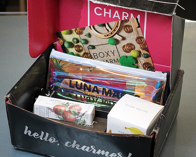 BoxyCharm März 2021 - Base Box