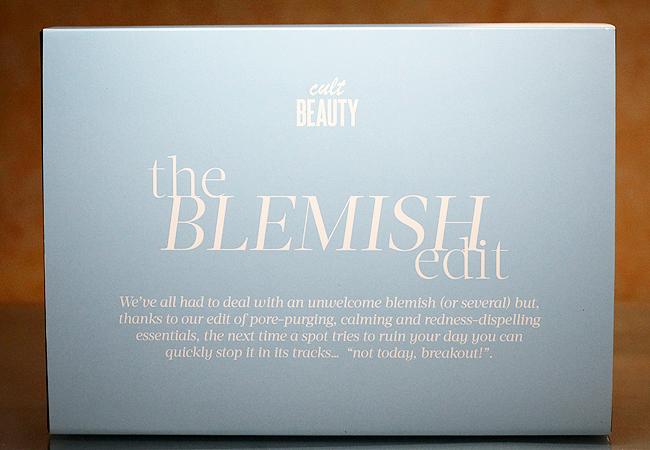 The Blemish Edit