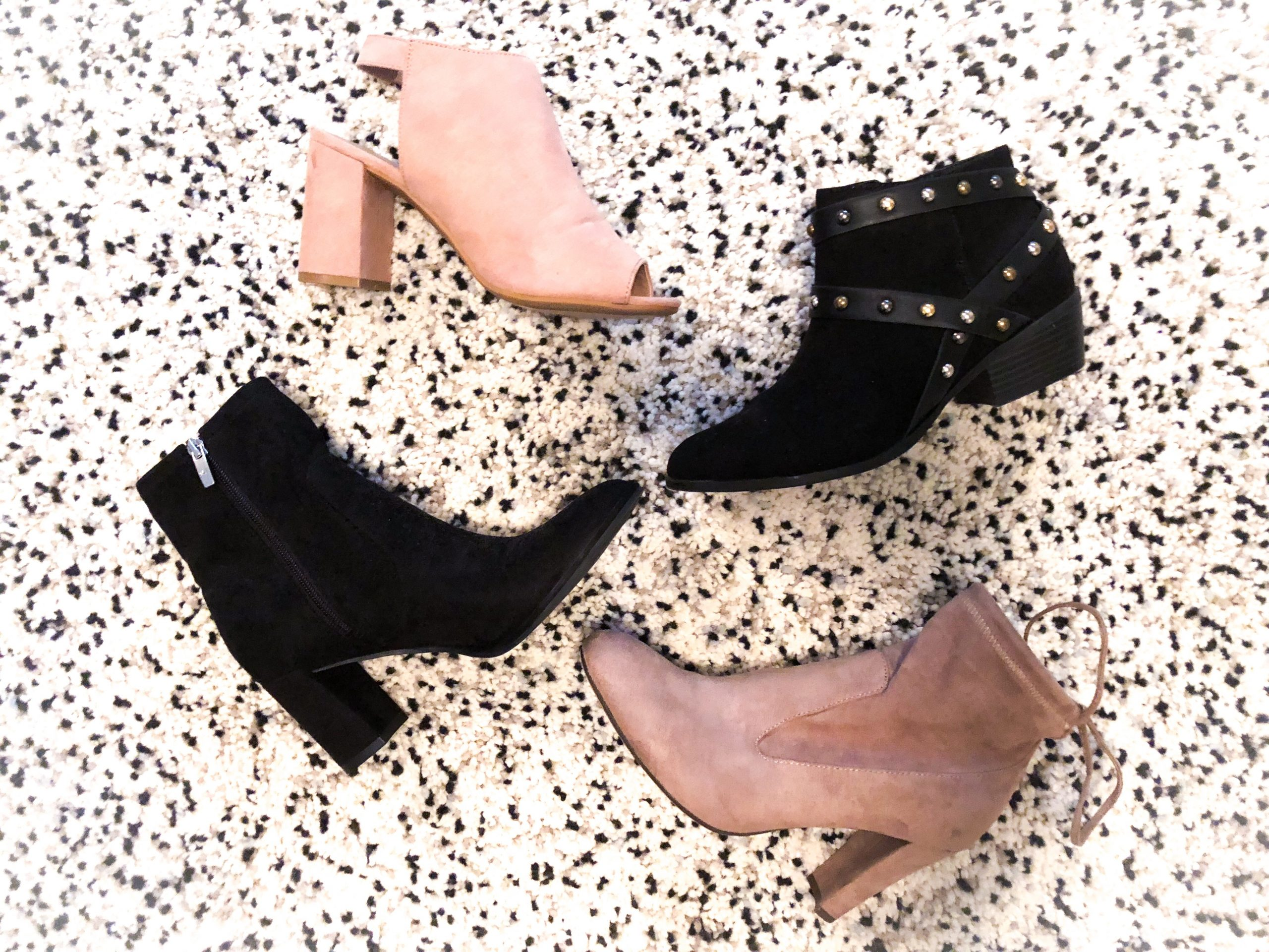 10 Adorable and affordable shoes for fall