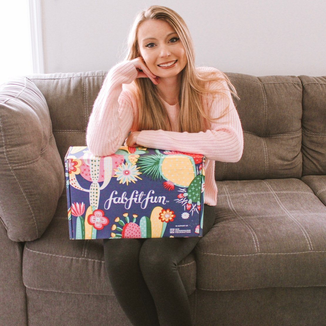 Unboxing my Spring 2019 FabFitFun box!