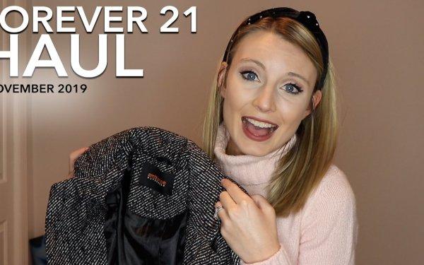 Forever 21 Haul | November 2019