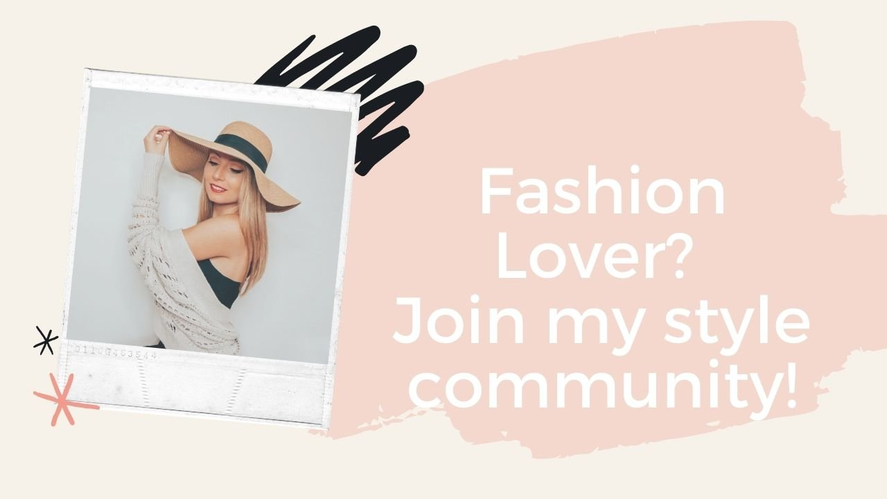 Fashion lover? You'll want to join this style community!