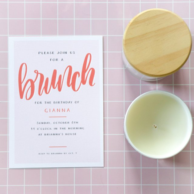 customizable invitation