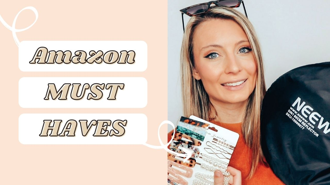 11 Amazon MUST HAVES That I Highly Recommend!